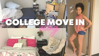 Senior College Apartment Move-In Vlog | University of Maryland
