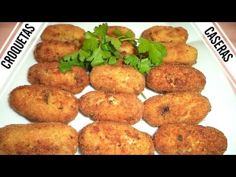 how to make cuban croquetas de pollo