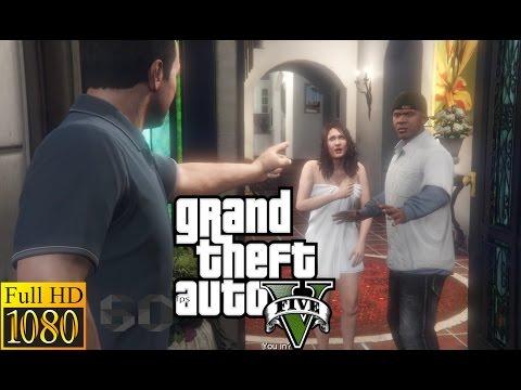 GTA 5 [PC] #TÜRKÇE# Bölüm 6 // Yakaladım Seni Amanda