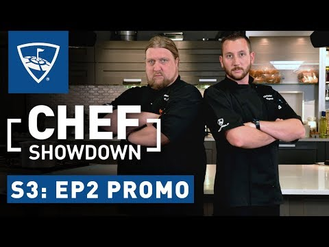 Chef Showdown | Season 3, Episode 3 Promo | Topgolf