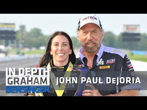 Alexis and John Paul DeJoria on racing, Jesse James