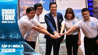 Shark Tank Việt Nam : Thương Vụ Bạc Tỷ Mùa 3 Tập 9 Full HD