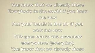 john west   already there ft big sean lyrics