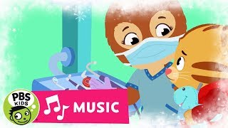 DANIEL TIGER'S NEIGHBORHOOD | Dentists Are There to Help Song | PBS KIDS