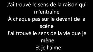 Tal - le sens de la vie ( Lyrics )