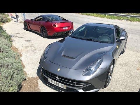 1460CH, DEUX V12 ITALIENS ET UN CARSPOTTING AU TOP MARQUES MONACO!