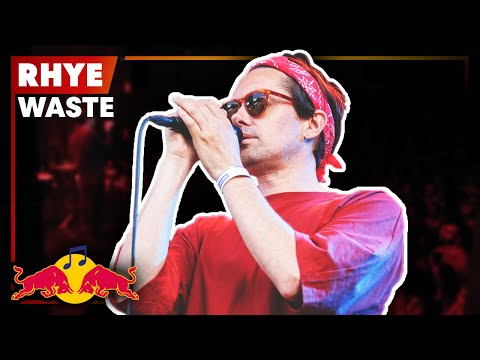 RHYE - Waste | Live at Red Bull Music Academy Weekender Montréal