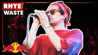 [5.67 MB] RHYE - Waste   LIVE   Red Bull Music