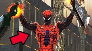 ARANHA-CARNIFICINA vs ABUTRE VENOM - Spider-Man Web Of Shadows #19 PT-BR