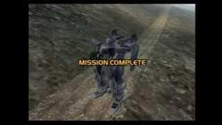 Gungriffon Blaze Mission 03 - Tibet (Normal)