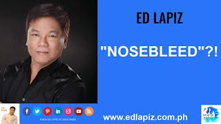 🆕  Ed Lapiz - Nosebleed! Deeper Water Series (13)👉 Review New Video 👉 Ed Lapiz Official Channel 2020
