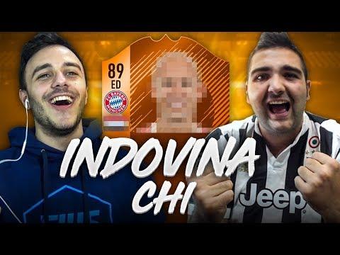 INDOVINA il CALCIATORE CHALLENGE! CHI PERDE SCARTA UN MOTM su FIFA 18! w/Fiusgamer