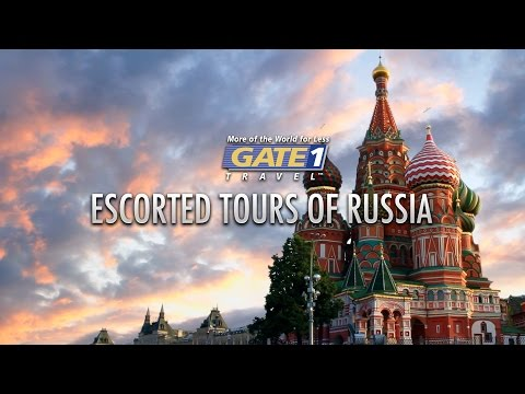 Escorted Tours Of Russia