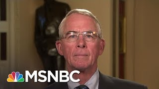 GOP Rep. Finds Out He'll Have To Vote On Senate Health Care Bill | All In | MSNBC