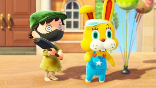 We never have to collect eggs again in Animal Crossing New Horizons