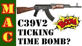 C39V2 AK - Ticking Time Bomb? With Rob Ski