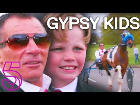 Paddy Doherty gives his dad a true gypsy send off | Gypsy Kids: Our Secret World | Channel 5