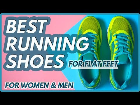 10 Best Running Shoes For Flat Feet For Men & Women | 2019 | Reviews |