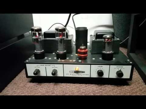 Heathkit Aa 32 Stereo Amplifier Doovi