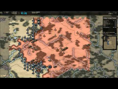 Unity of Command: Black Turn: Army Group Center