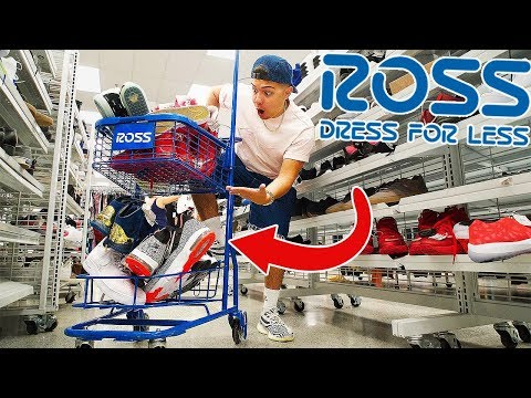 6c9b9fea4f2d6 ROSS DRESS FOR LESS UNBELIEVABLE SNEAKER FINDS!! (STEALS AND DEALS) -  YouTube