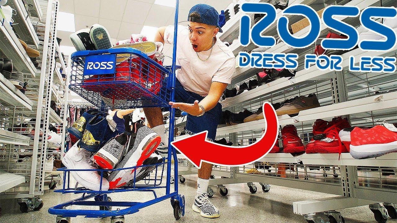 ROSS DRESS FOR LESS UNBELIEVABLE