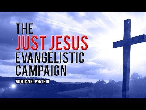 Daniel Whyte III Preaches the Gospel to Harvey Weinstein