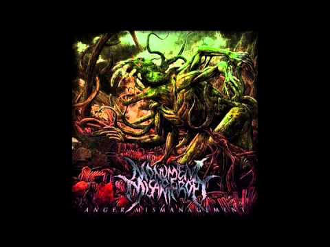 Monument of Misanthropy - Anger Mismanagement (2014)