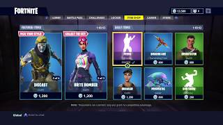 Fortnite Battle Royal Spending Spree 13,000 V-Bucks