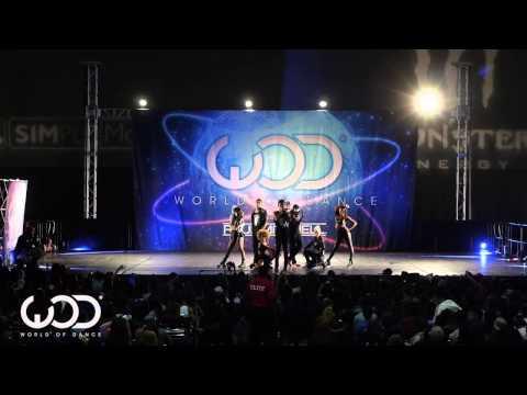 Roshon Fegan from Disney Shake It Up   World of Dance LA 2013