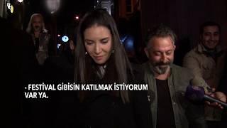 Cem Yılmaz ve Eski Eşi Ahu Yağtu İstanbul Gecelerinde