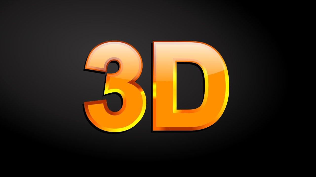 CorelDraw - 3D Text Effect Tutorial