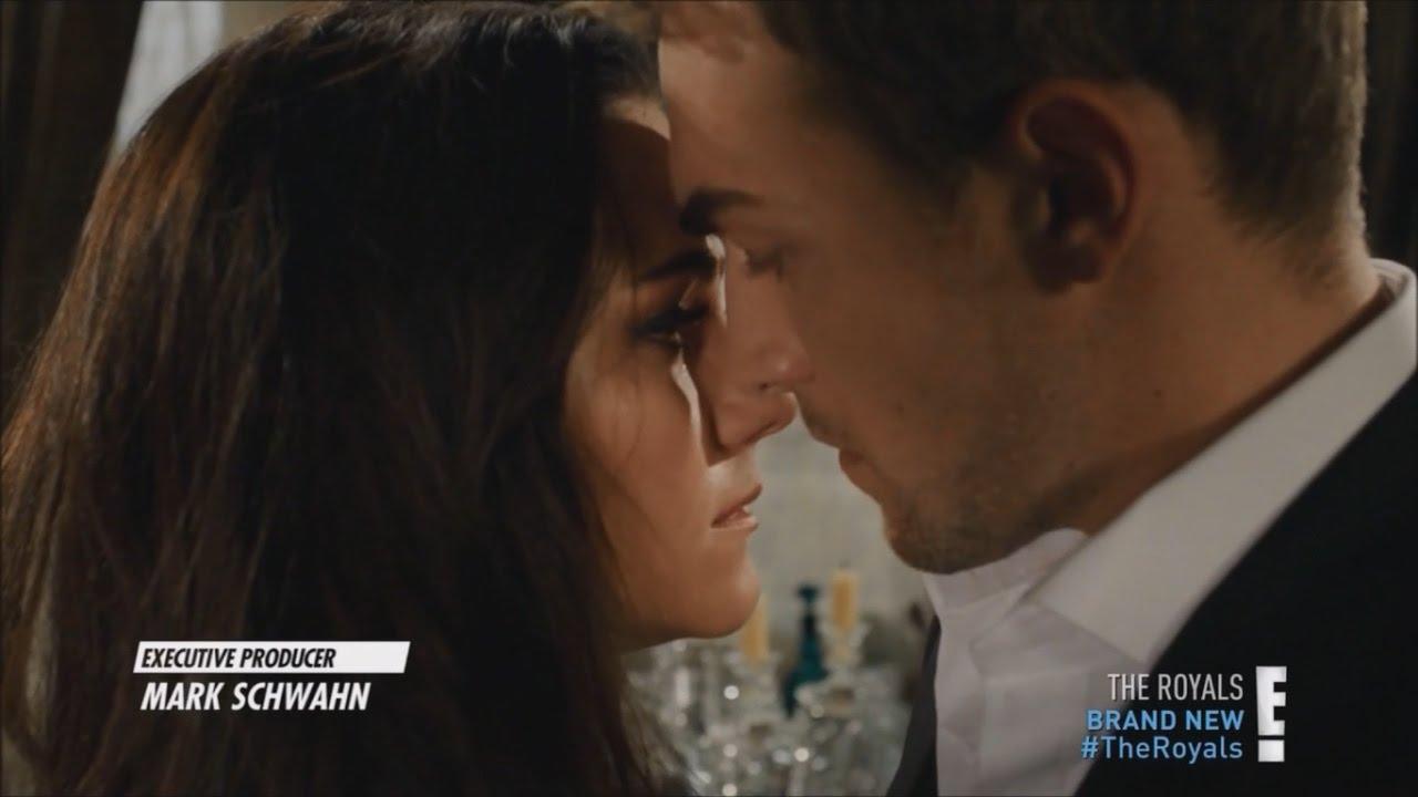 Download HD Jasper and Eleanor part 17 - The Royals 2x07