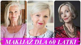 Makijaż dla 60 latki