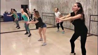 REGGAETON►Yumi Rodriguez►школа танцев МАРТЭ