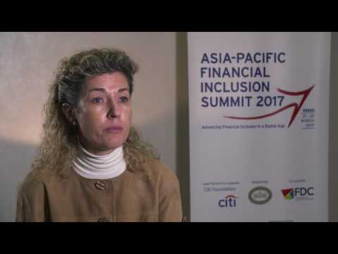 Natasha Ansell   Asia Pacific Financial Inclusion Summit 2017