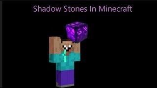 ✔️Fortnite Shadow Stones In Minecraft!