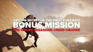 GameStop Assassin's Creed: Origins: Don't Miss Out 30 US TV Commercial