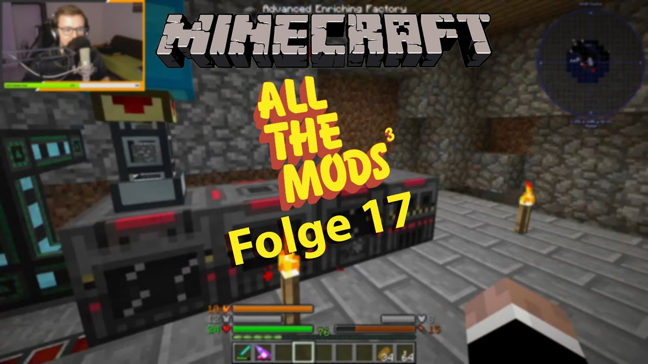 Download ERZVERDREIFACHUNG mit MEKANISM   All the Mods 3 Remix   Folge 17   Live Let's Play