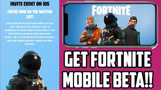 NEW Playing Fortnite ON Mobile!! (NEW SIMILAR GAMEPLAY?!?) *FREE CODES*