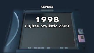 Fujitsu Stylistic 2300 [1998]