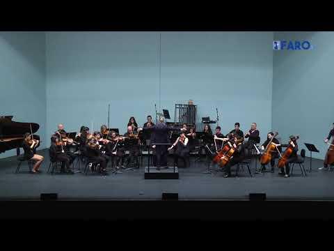Concierto del conservatorio profesional de música