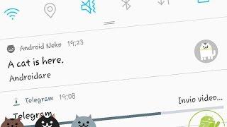 Nuova Easter Egg Android Nougat - Tutorial Italiano di Androidare