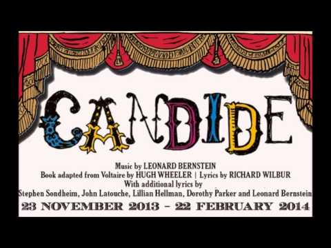 BBC Radio 3 Music Matters - Menier Chocolate Factory's Candide - Interview with Cast and Creatives