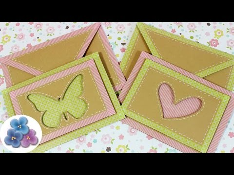 How To Make Washi Tape Cards Easy Beautiful Greeting Cards