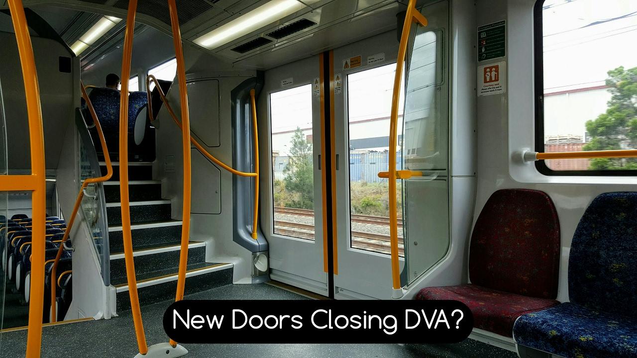 & Sydney Trains Vlog 1389: New Doors Closing Announcement? - YouTube