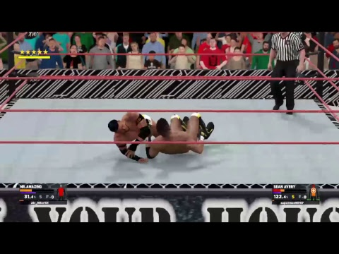 Mr.Amazing vs Sean Avery - XWC Live Event