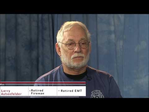 Kids Talk With Retired Fireman & EMT Larry Ashenfelter