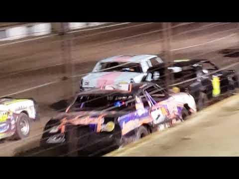Hobby stock feature Salina Speedway 9.13