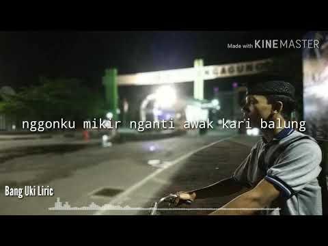 Lirik Lagu Keliwat Sayang By Baref KDI